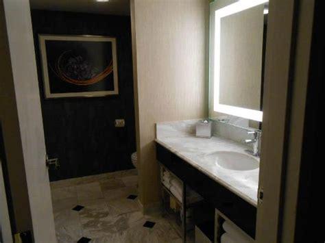 mgm grand bathroom bathroom queen suite picture of mgm grand hotel and casino las vegas tripadvisor