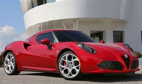 Alfa Romeo Sports Car by Alfa Romeo Gears Up For Launch Of 160mph 4c Sports Car