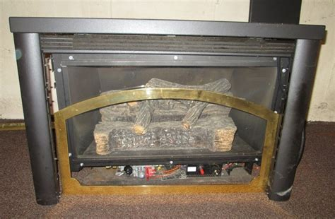 Travis Industries Fireplace by Travis Industries Gas Fireplace Insert W Manual And