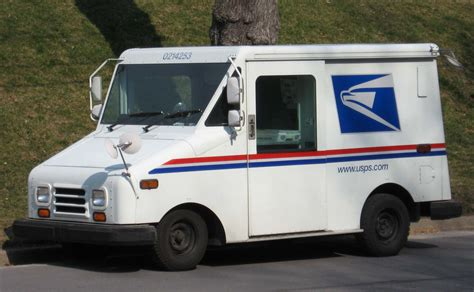 postal vehicles file usps mail truck jpg