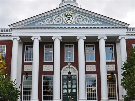 Hbs Mba Duration by How I Got Into Harvard Business School Business Insider