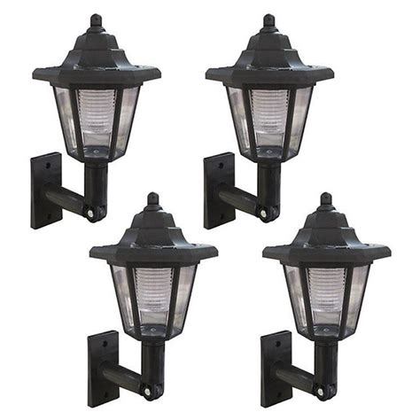 Wall Mounted Solar Garden Lights Led Solar Power Wall Mounted Lantern L Sun Lights
