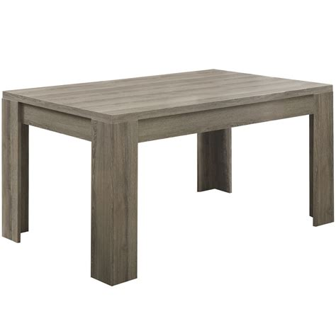 Reclaimed Wooden Dining Tables 36 X 60 Reclaimed Wood Dining Table In Dining Tables