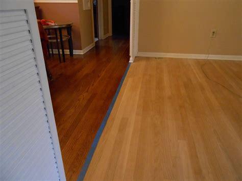 Refinishing Laminate Kitchen Cabinets by Matching Hardwood Floors Goenoeng