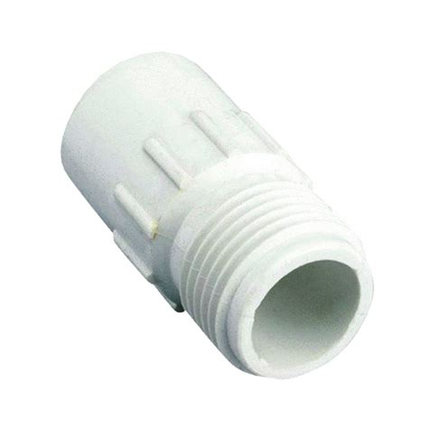 Garden Hose To Pvc by Buy The Orbit 53362 Garden Hose To Pvc Pipe Fitting