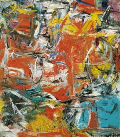 libro women of abstract expressionism composition willem de kooning wikiart org