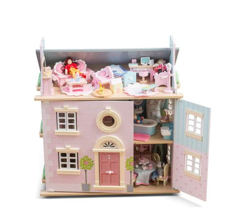 bay tree dolls house le toy van daisylane bay tree doll house
