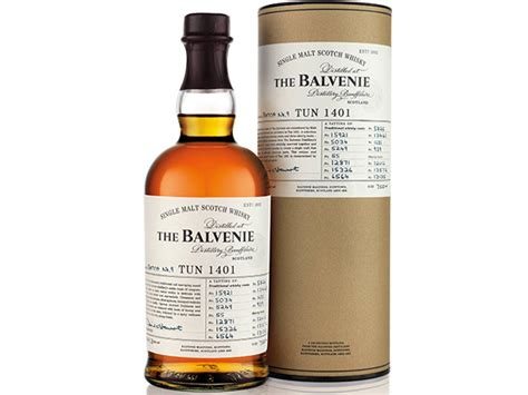 Best Top Shelf Whiskey by Balvenie Tun 1401 Batch 9 The Best Value In Ultra