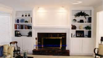 Fireplace Bookshelves Design Fireplace With Bookcases Photos Houses Plans Designs