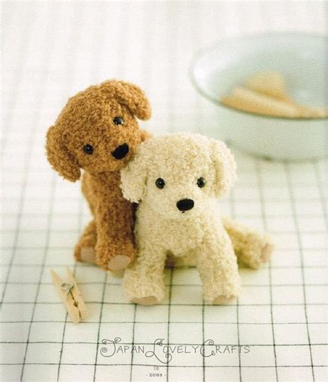 sock animal pattern book kawaii dogs cats stuffed animals japanese sewing pattern book for animal dolls