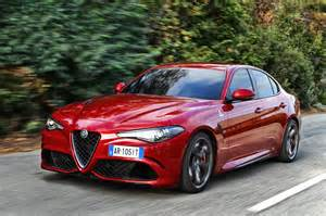 Alfa Romeo Giullia Drive Alfa Romeo Giulia Quadrifoglio Automobile