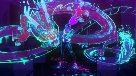 madison beer oculus league of legends players can now get akali s neon k da