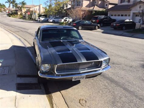 1967 classic ford mustang gift