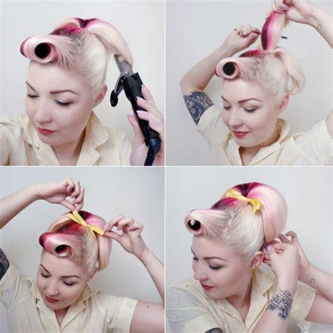 how to do grease hairstyles rockabilly frisuren h 252 bsche varianten und diy anleitungen