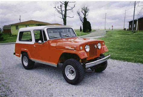 jeep commando joe timberman s 1967 jeepster commando in indiana email joe