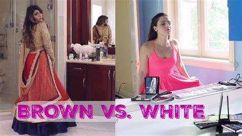 0007232799 black girl white girl brown girls vs white girls wedding edition youtube