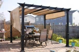 Pergola Canopy Fabric by 10 Relaxing And Comfortable Outdoor Canopy Designs Rilane