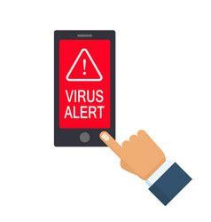 Health Alert 17 Of Americans This Virus by Trojan Vector Images 1 400