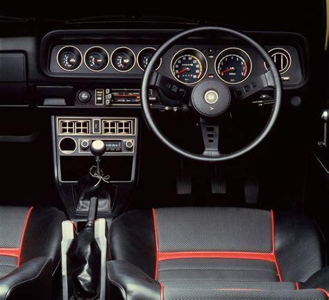 Laci Dashboard Galant Sigma 81 1978 mitsubishi celeste car interiors