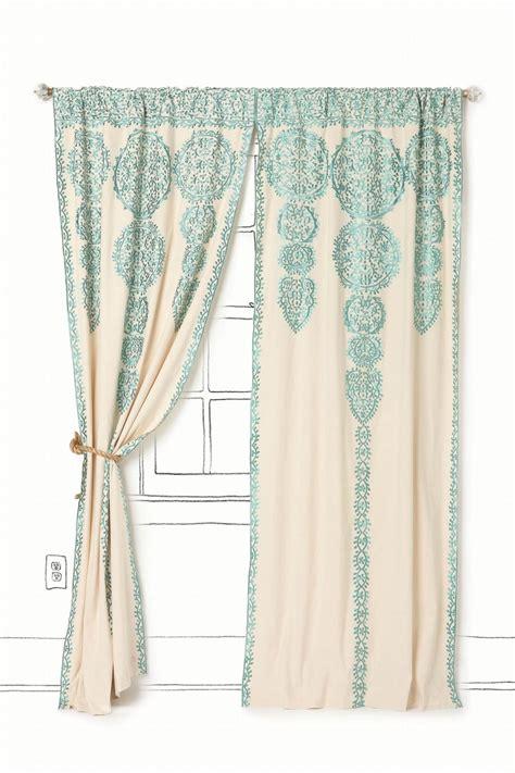 print drapes curtains teal print curtains effectiveness grey linen