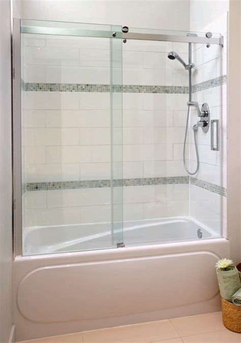 Bathtubs With Glass Enclosures by Bathtub Enclosures Shower Doors Toronto