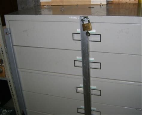 lateral file cabinet lock bar outside bar locks for filing cabinets