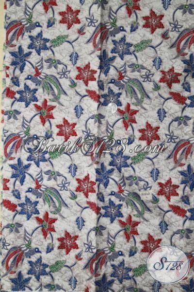 Kain Batik Pekalongan Cap Dan Embos 54 100 gambar kain batik motif bunga dengan kain batik motif