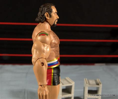 Tattoo On Rusev S Arm | wwe mattel rusev and lana battle pack figure review
