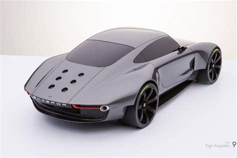 porsche 901 concept porsche 901 concept knipoogt naar oermodel auto55 be