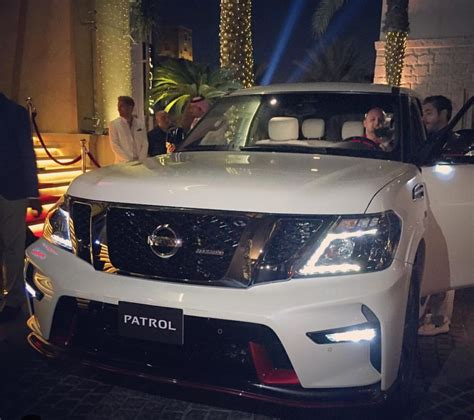 nissan patrol nismo engine nissan s patrol suv gets nismo treatment with 428hp v8