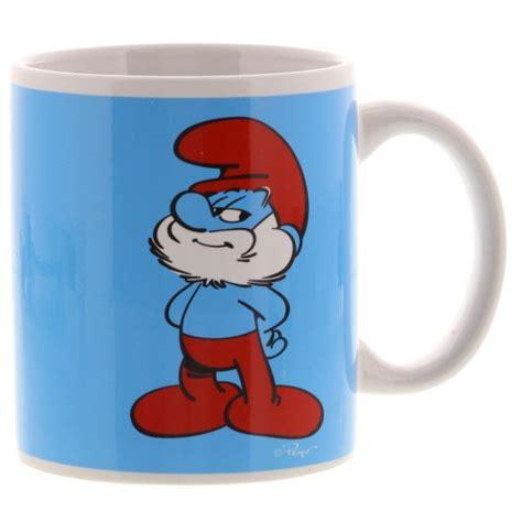 papa smurf coffee mug d