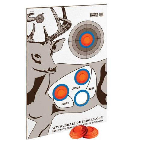 printable pigeon targets 20 best images about deer targets on pinterest