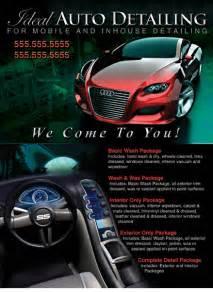 auto detailing flyer template doc 700434 car wash flyer template car wash flyer ad