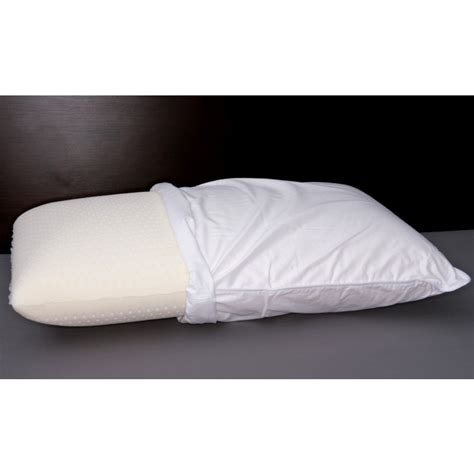 Talalay Foam Pillow by Soft Pillow 3 Sizes Talalay