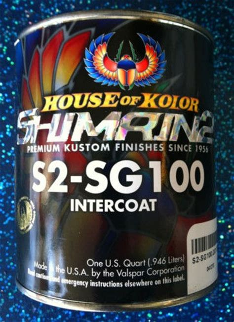 house of kolor clear house of kolor s2 sg100 shimrin2 intercoat clear 1 quart ebay