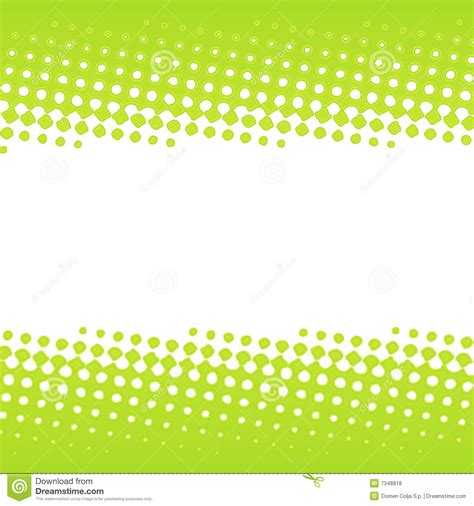 design banner green green halftone banner design royalty free stock photos