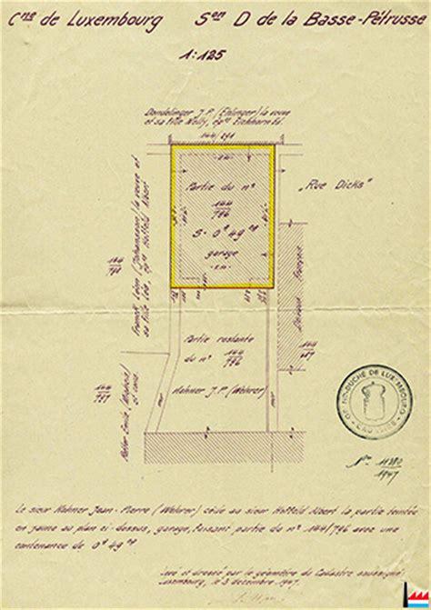 Plan Maison En T 4518 by Albert Hoffeld Pharmacien 224 Luxembourg