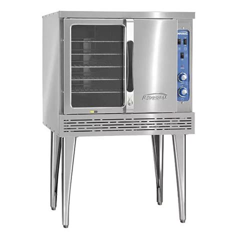 Imperial Icve 1 Single Full Size Electric Convection Oven