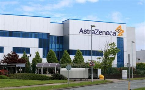 drugs giant astrazeneca  expand largest uk site  boost