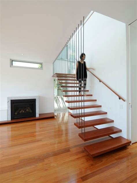 Floating Stairs Design Floating Stairs Cost Design Ideas Remodel Pictures Houzz
