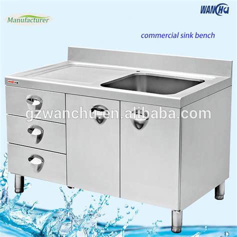Metal Kitchen Sink Base Cabinet Commercial Built In Drainboard Kitchen Sink Cabinet Metal Kitchen Sink Base Cabinet Buy Metal