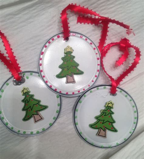diy christmas ornament pre k ideas pinterest