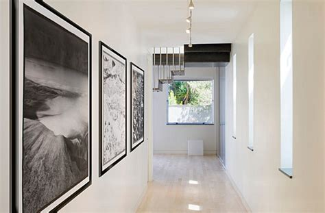 hall painting hallway decorating ideas that sparkle with modern style
