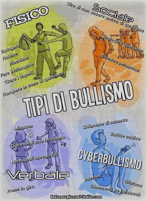 testo sul bullismo bullismo e cyberbullismo blackboard italiano storia
