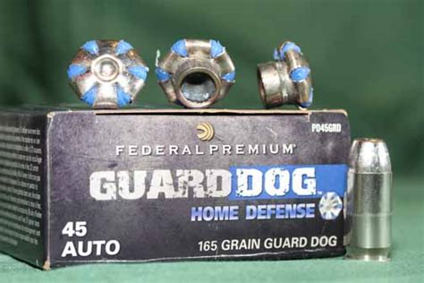 federal guard 9mm big time defense federal hst ammo review handguns
