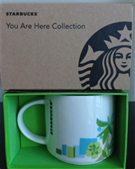 2013 starbucks you are here new 2013 starbucks waikiki coffee mug you are here collection 14oz exclusive