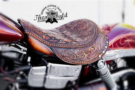 Motorrad Sattler by Motorrad Sitze Theobald Leatherworks