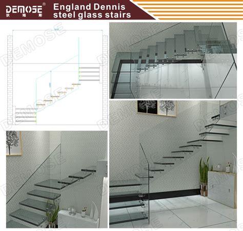 treppengeländer glas kosten idee renovieren treppe
