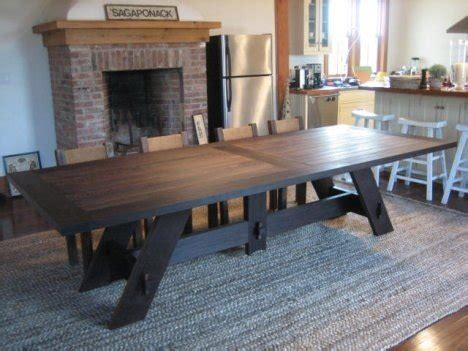 large dining room tables seats  foter