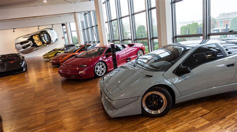 Lamborghini Museum In Italy In Photos Our Five Favorite Cars At The Lamborghini
